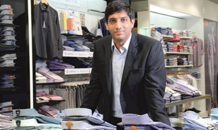 Interview With Vinay Bhopatkar, Chief Operating Officer – Van Heusen
