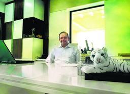 Interview with Ganesh Natarajan, CEO – Zensar Technologies.
