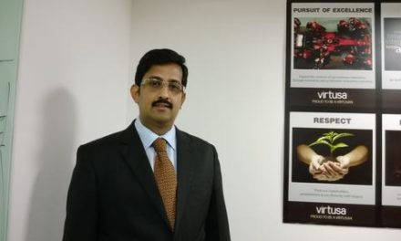 Interview with Mr Prakash Arunachalam – Vice president of Virtusa