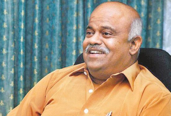 Interview with V R Muthu, Chairman –  Idhayam