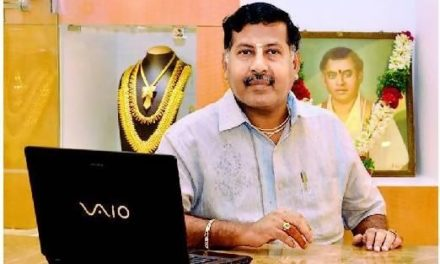 Interview with B.Ramesh, Joint MD – Thangamayil Jewellery