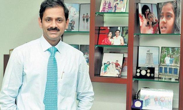 Interview with V.Vaithiyanathan, Chairman – Capitalfirst