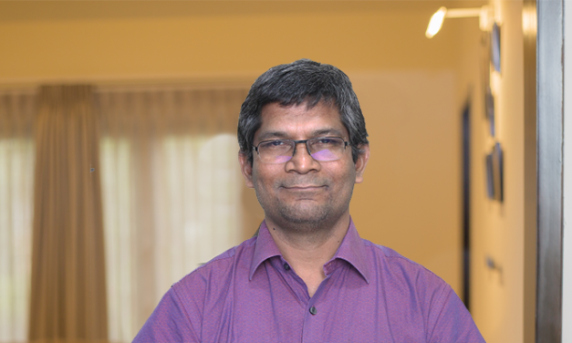Interaction With Kumar Vembu, Gofrugal