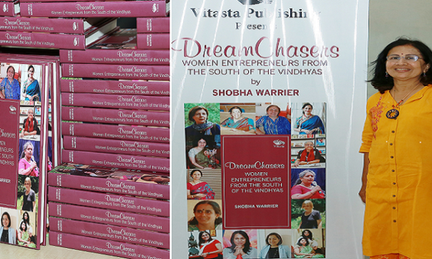 Interaction with Shoba Warrior, Author